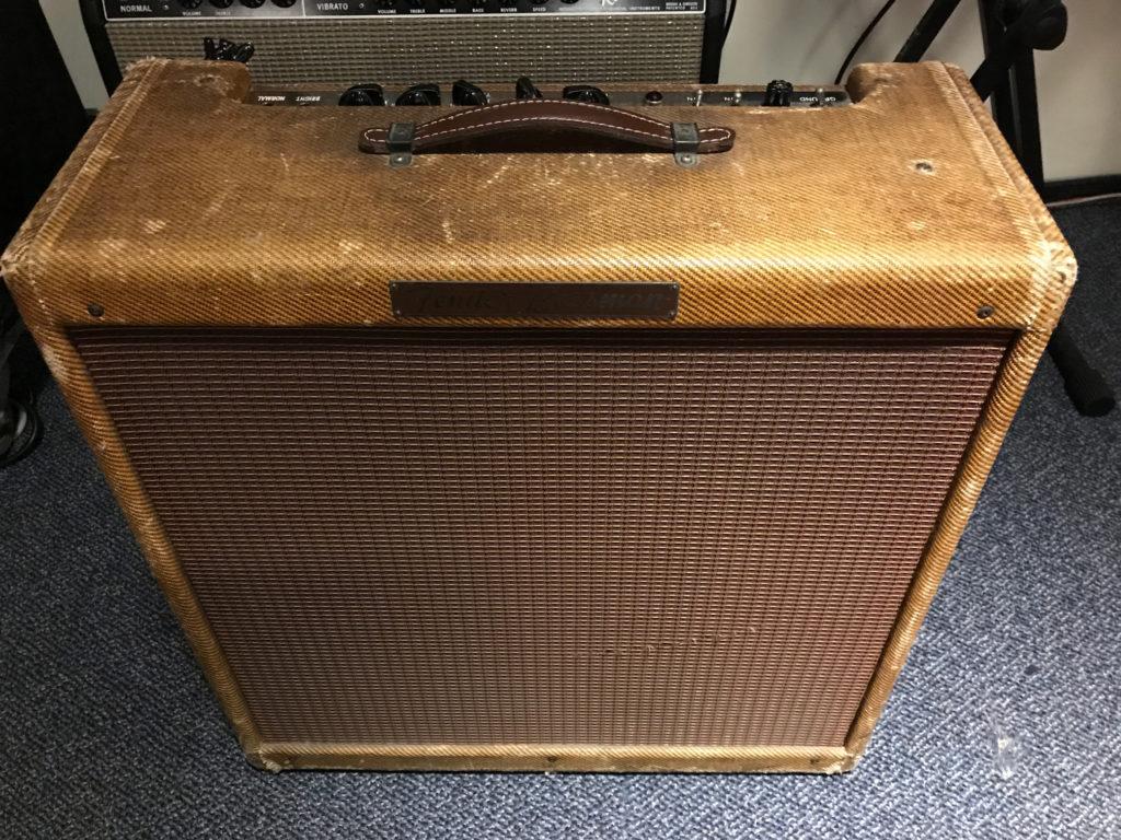 1955 Fender Bassman