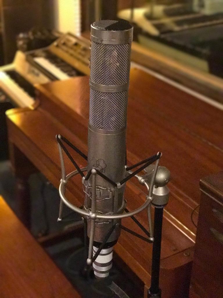 AKG C24 stereo condenser mic